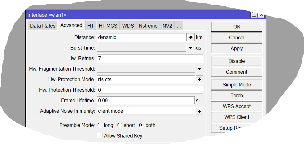 MikroTik: настройка беспроводного моста точка-точка (PtP) и точка-многоточка (PtMP)